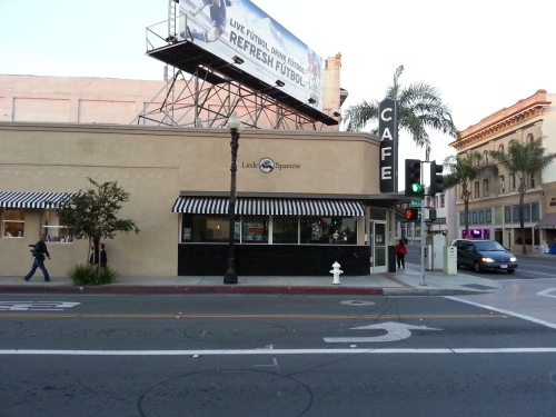 LittleSparrow-streetview